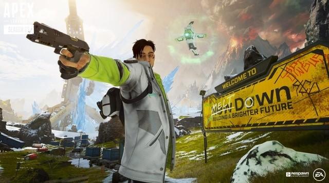 Multiplayer akce Apex Legends hlásí 70 milionů hráčů