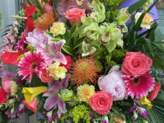 Jak prodloužit život řezaným květinám?