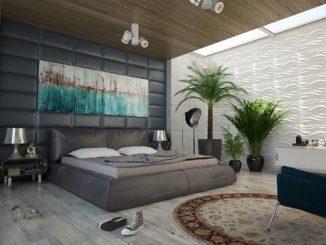 Na co dbát při umisťování postele vmístnosti