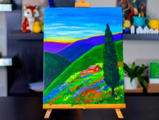 Vybrat malířské plátno je oříšek: Jak na to?