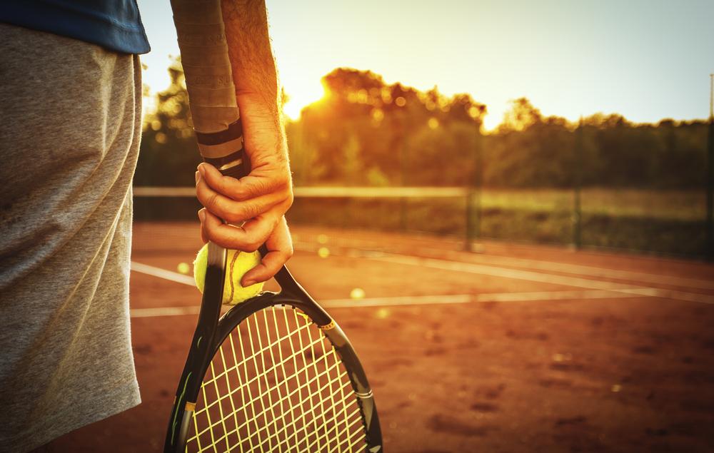 Tenis jako perfektní forma tréninku