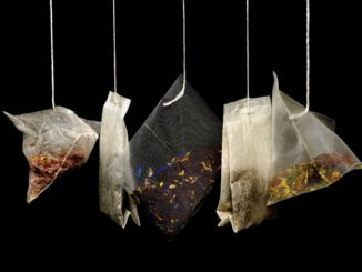 Lógr i použité čajové sáčky nabízí další využití, nevyhazujte je
