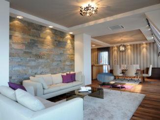 Jak správně vybrat osvětlení do obývacího pokoje?