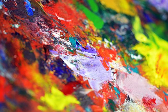 Olej nebo akryl: Které barvy jsou vhodné pro začátečníky?