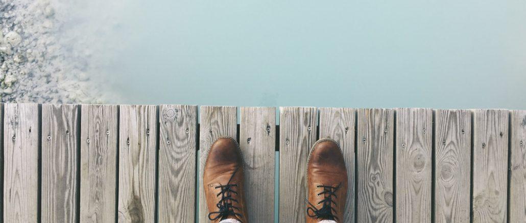 Pánské kotníkové boty – elegantní verze