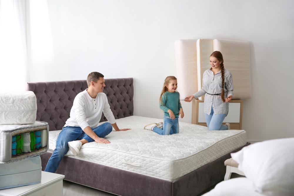 Jak vybrat matraci pro dítě
