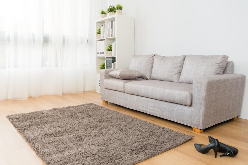 Vhodný koberec do bytu