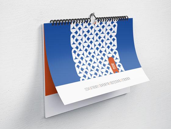Naplánujte si aktivity vaší společnosti pomocí nástěnného kalendáře pro rok 2021