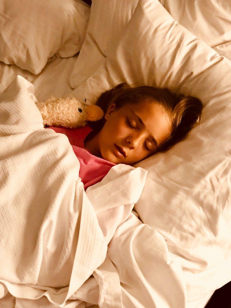 Co dělat, pokud má vaše dítě noční můru