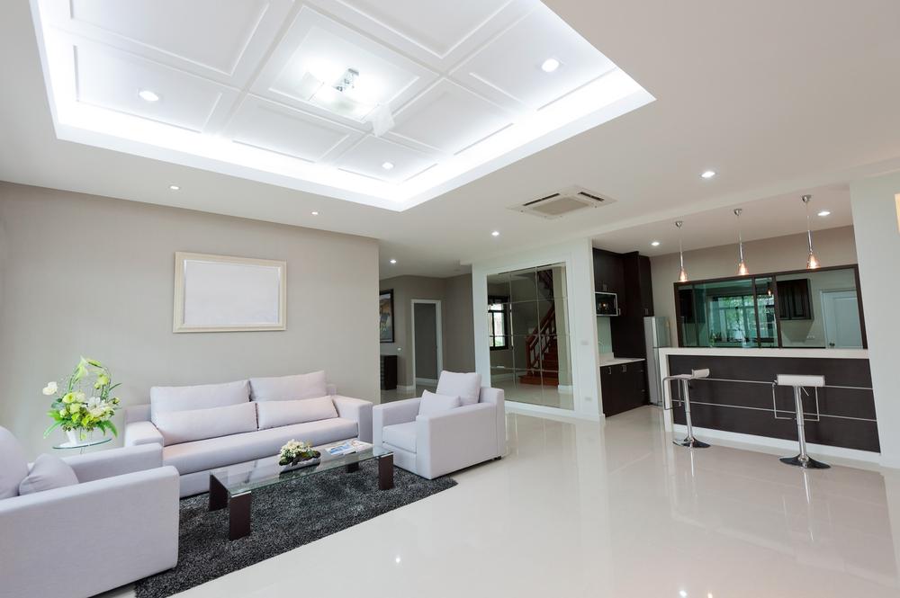 Jak vybrat svítidla do obývacího pokoje