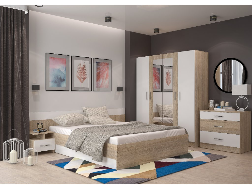 Jak vybrat vhodnou šatní skříň do ložnice?