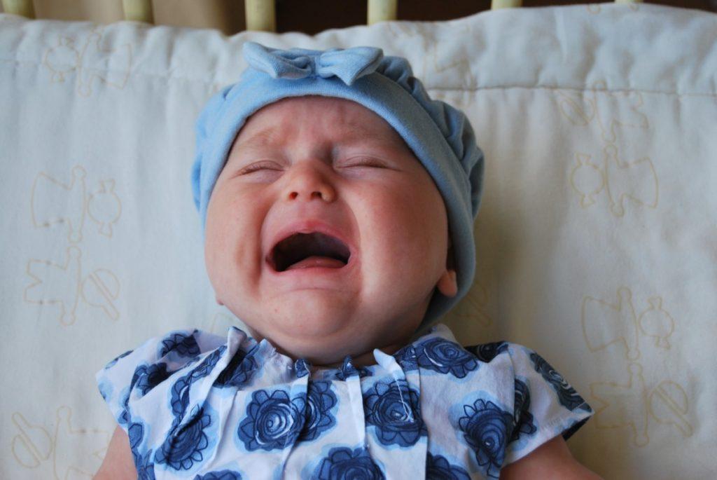 5technik, jak uklidnit své dítě, když vytrvale pláče