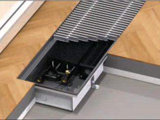Jak funguje podlahový konvektor a jaké jsou jeho výhody?