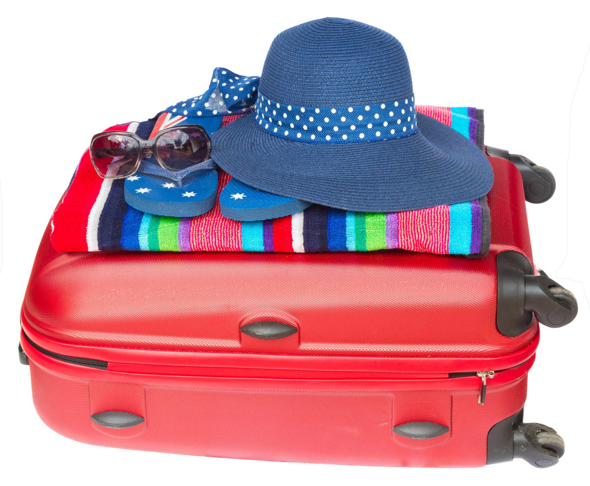 Praktické rady a tipy, jak vybrat zavazadlo na vaši dovolenou