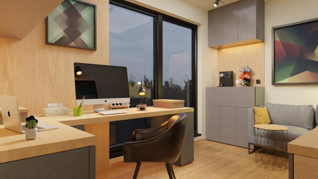 Cesta k domu jako ze žurnálu vede přes bytového architekta!