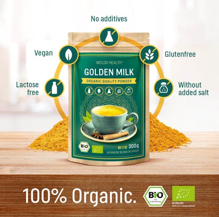 Proč by se zlaté mléko mělo stát i součástí vaší rutiny?