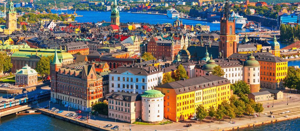 Cestování Švédsko