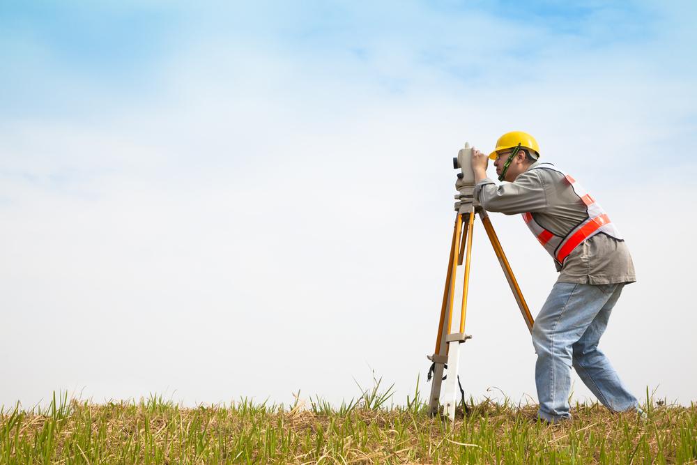 Kvalitní odborník na geodetické služby