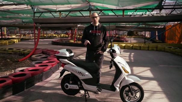 Představujeme E-Moped