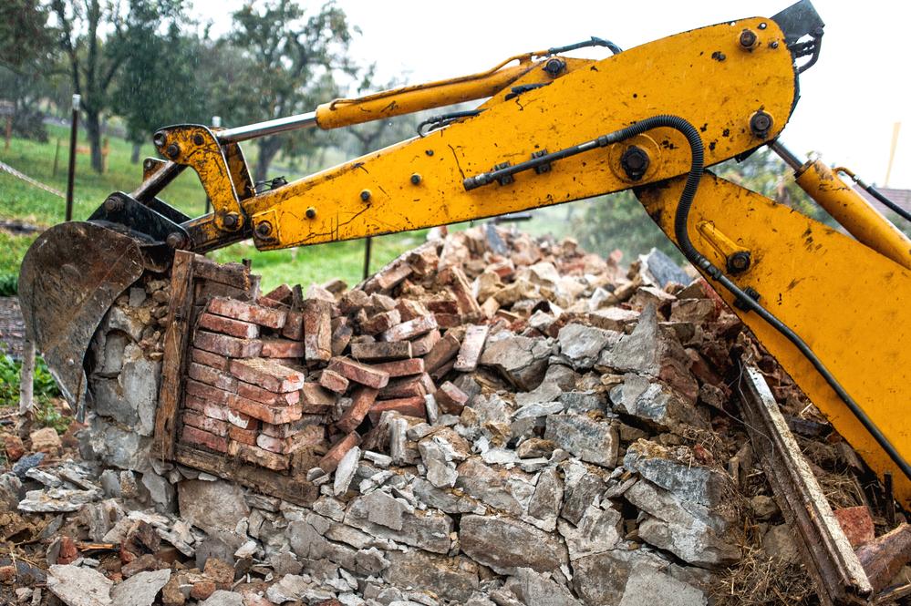 Jak naložit s odpadem z demolice domu? Nechte ho recyklovat