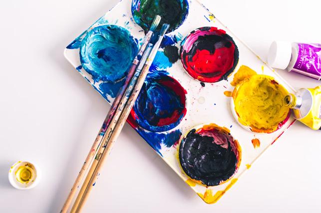 Začít malovat je jednoduché. Co k tomu budete potřebovat?