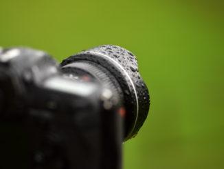 Připravte se na focení v dešti